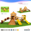 Vasia New Design Outdoor Games Plastic Children Playground Vs2-170209-33