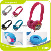 2017 New Children Pink Wired Headphone Carrying Case
