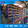 Heavy Duty Warehouse Storage Rack Supported Mezzanine