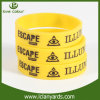 Promotional Fashion Logo Silicon Wristband with Custom Color