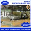 Mozambique 30tpd Maize Milling Machines Running