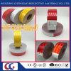 Pet Film 3m Rolls Reflective Adhesive Caution Tape for Trucks