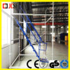 6′4′′ H X 8′ Span Stairway with Handrails Inside & Outside