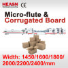Large Format Lock Bottom Corrugated Box Folder Gluer Machine (SCM-1600C)