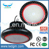 New Warehouse Gym Factory Lighting Waterproof 100W 150W 200W Round UFO LED High Bay Light