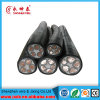 Copper PVC Insulated Medium Voltage Power Cable Electrical Equipements Suppliers