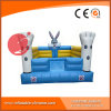 Bunny Bouncy Castle Inflatable Moonwalk Bouncer for Amusement Park (T1-302)