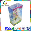 High Quality Visualized Transparent PVC/Pet/PP Box with Color Printing