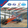 Gold Bucket Sand Dredger with Sluice Box for Sale