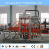 Automatic Cement Concrete Burning-Free Block Making Machine