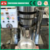 Stainless Steel Facotry Price Walnut Hydraulic Oil Press Machine