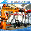Telescopic Boom Marine Ship Deck Crane 7t@10m