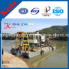 Low Price High Capacity River Sand Pumping Dredger