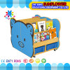 Wooden Bookshelf, Kids Kindergarten Furniture (XYH12141-3)