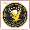 Zinc Alloy Soft Enamel Custom Souvenir Coin