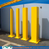 ASTM Stainless Steel Safety Yellow Bollard