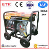 240/120V Rated Voltage Diesel Generator Set (2KW)