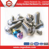 Gold China Supplier Aluminum Allen Head Bolts
