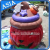 Home Use Inflatable Pumpkin Moonwalk House for Halloween