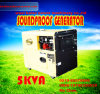 Good Quality! ! ! Portable 5kw Diesel Generator with ATS, Digitanl Panel