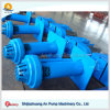 Wear Resistant Submersible Vertical Slurry Pump in Mining Pit Discharge