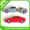 Promotional Gift Fashionable Customized Rubber USB Flash Drive (SLF-RU020)