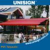 Sunshade Tent Cover PVC Tarpaulin