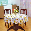 Printed Transparent PVC Table Cloth