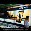 Tension Fabric Display Mobile Advertising Light Box