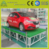 Aluminum Plywood Stage for Car Exhibition Performance