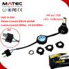 Shock Price COB 4/PCS 360degree LED H4 Motorcycle Headlight Assembly