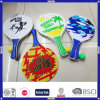 Wood Material Cheap Colorful Beach Racket
