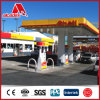 Gas Station LED Display LED Light Display Advertising Composite Board
