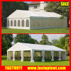 10X12m White Marquee Party Tent for 100 Seater Event