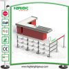 Supermarket Cashier Register Display Counter Desk