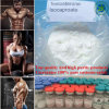 Muscle Anabolic Steroid Testosterone Isocaproate Hormone Powder Drugs