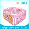 High Quality Plastic Baby Fence Hot Selling Plasic Indoor Baby Playpen with Game Fence