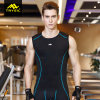 Mens Sleeveless Shirt Gym Tops Fitness Tanks