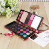 18 Colors Eye Shadows + 2 Blush + Pressed Powder + 3 Lip Frozen + 2 Eyebrow Professional Makeup Sets Es0325