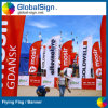 China Manufacturer High Quality Custom Printed Full Color Feather Flags Blade Banners