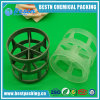 PP PVC 50mm Pall Ring for High Mass Transfer Separation