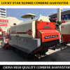 Luckystar 4lz-5g Combine Harvester, Luckystar Xg988z for Rice and Wheat Combine Harvester