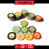 Exas Hold' Em/ Metal Poker Chips for Casino Gaming with Numbers Casino Chips Ym-Dz001
