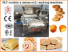 Kh Ce Approved Swiss Roll Cake Production Line Machines