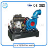 Mix Flow Diesel Engine Centrifugal Drainage Pump for Sale