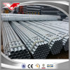 China Top Supplier Contruction Building Materials Hot DIP Galvanized Steel Pipes.