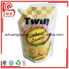 Stand up Plastic Bag with Nozzle for Beverage Packaging