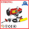 Wire Rope Portable Mini Electric Hoist for Lifting Good
