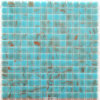 Light Blue Glass Mosaic