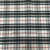 Ready/Stock Wool Fabric Double Face Check